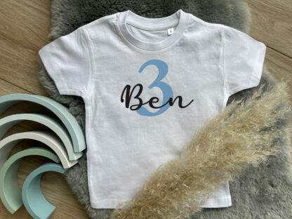 Geburtstags T-Shirt für Jungs - 3. Geburtstag