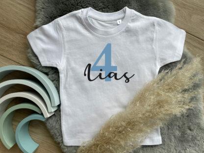 Geburtstags T-Shirt für Jungs - 4. Geburtstag