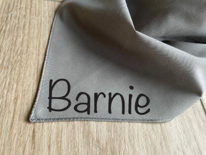 """XL Hunde-Bandana Variante """"Barnie"""""""