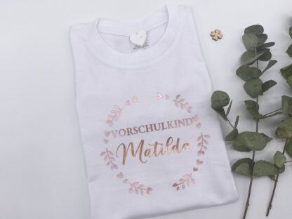 T-Shirt Vorschulkind