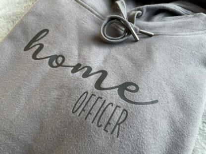 Herren Hoodie: Homeofficer