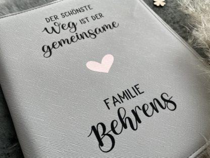 Personalisierter Familien-Organizer